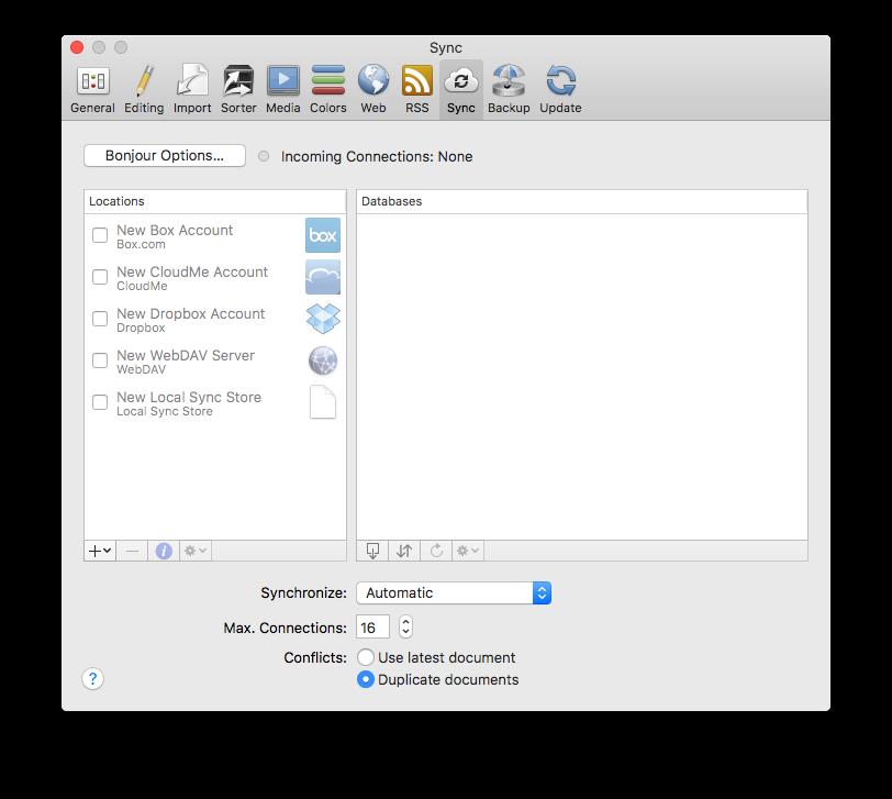 DevonThink Dropbox Setup – Watch That Mac
